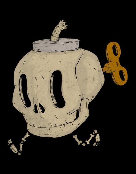Skull Bomb Hero Shot