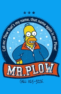 Mr. Plow Hero Shot