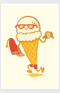 Ice Cream Beach Party Hero Shot