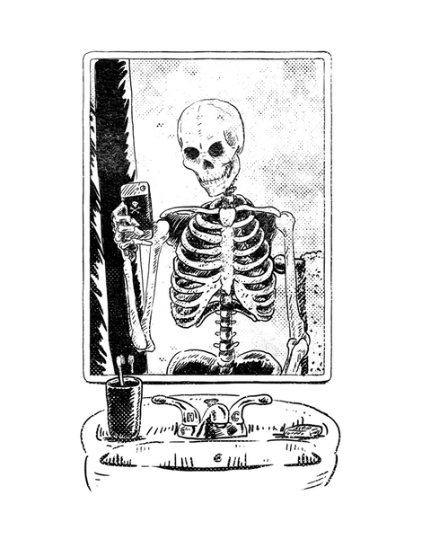 SKELFIE Hero Shot