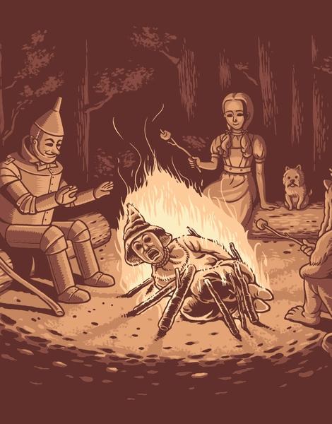 Campfire Hero Shot