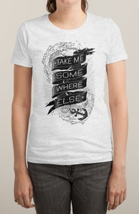 Take Me Somewhere Else Hero Shot