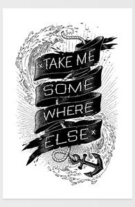 Take Me Somewhere Else Hero Shot