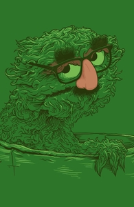 Grouch in Disguise Hero Shot