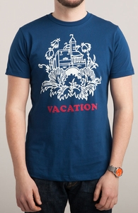 Vacation: Threadless Guys Pima Tee Hero Shot