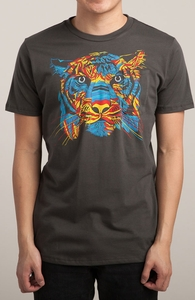 Welcome to the Jungle: Guys Pima Pocket Tee Hero Shot