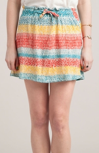 Sketch Me With Color: Girly Pima / Modal Knit Skirt Hero Shot