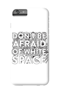 Don't Be Afraid of White Space Hero Shot