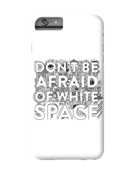 Don't Be Afraid of White Space Hero Shot