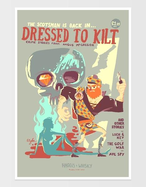 Dressed to Kilt Hero Shot