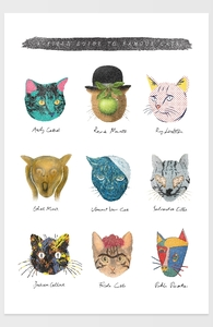 Art & Meow Hero Shot