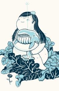 Whale Huggin' Hero Shot