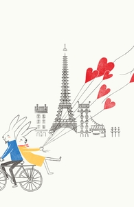 Paris in Love Hero Shot