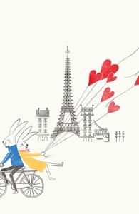 Paris in Love Hero Shot