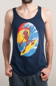 Skull Surfer Hero Shot