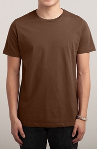 Brown T-Shirt Hero Shot
