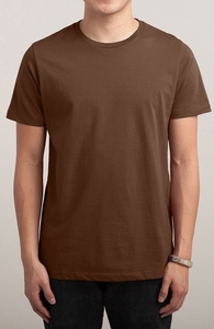 Brown T-Shirt Hero Shot