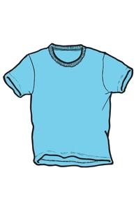 Cyan T-Shirt Hero Shot