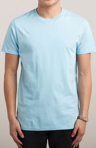 Light Blue T-Shirt Hero Shot