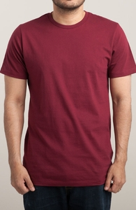 Maroon T-Shirt Hero Shot