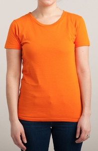 Orange T-Shirt Hero Shot
