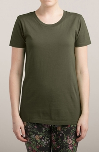 Olive T-Shirt Hero Shot