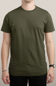 Olive T-Shirt Hero Shot
