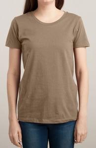 Pebble Brown T-Shirt Hero Shot