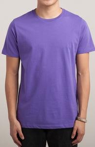 Purple T-Shirt Hero Shot