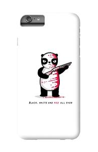 Black, Red and White Hero Shot