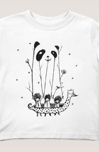 Fake Pandas Have More Fun Hero Shot