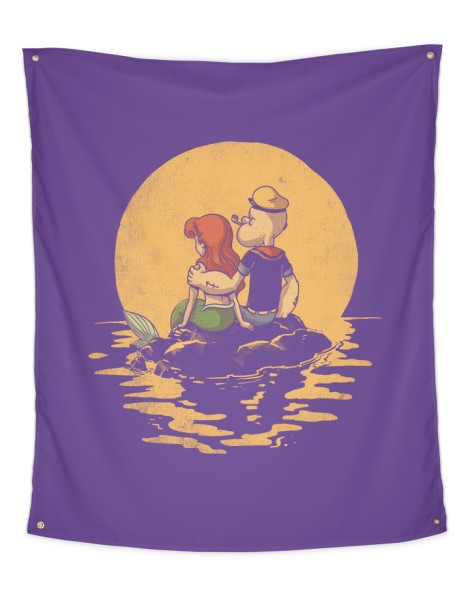 The Mermaid and the Sailor Hero Shot