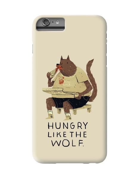 Hungry Like the Wolf Hero Shot