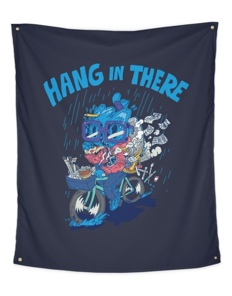 Hang In There! Hero Shot
