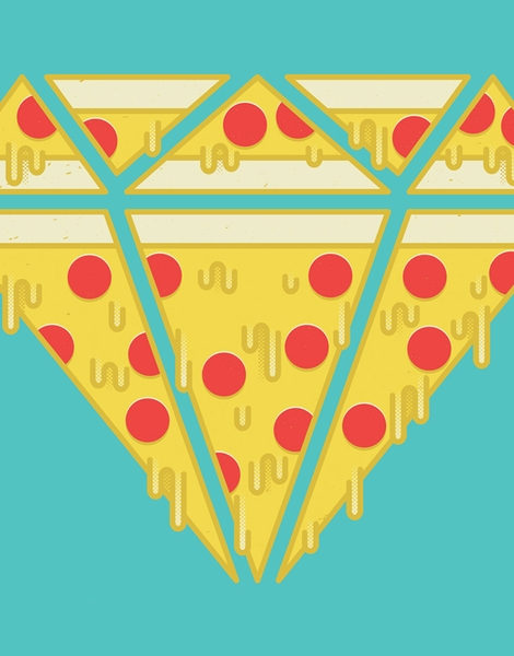Pizzas are Forever Hero Shot