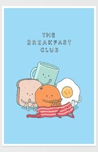 The Breakfast Club Hero Shot