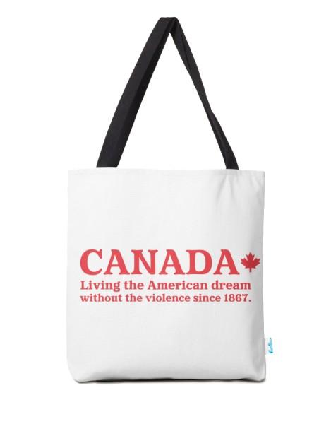 Canada: Living the American dream... Hero Shot