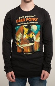Beer Pong Hero Shot
