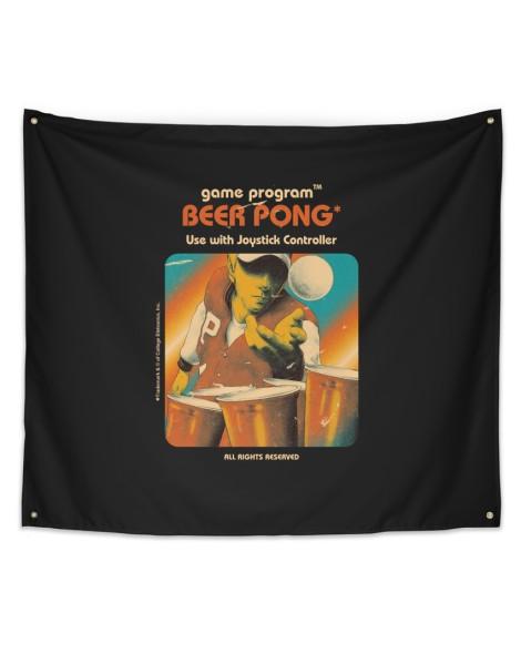 Beer Pong Hero Shot