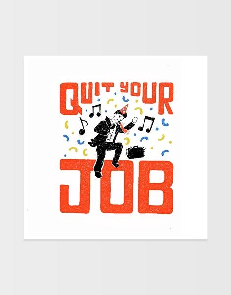 Quit Your Job! Hero Shot