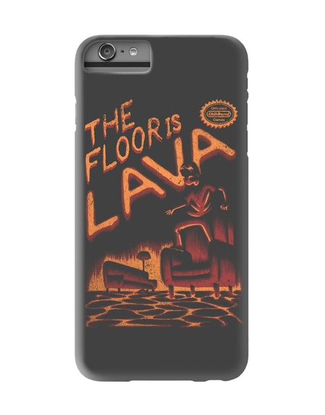 The Floor is Lava Hero Shot