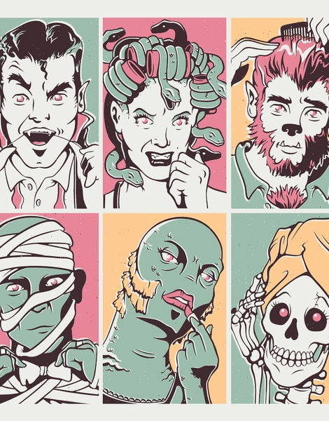The Monster Mash Hero Shot