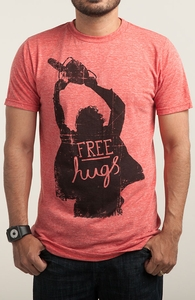 Free Hugs Hero Shot