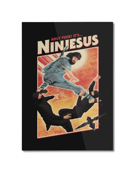 Ninjesus Hero Shot