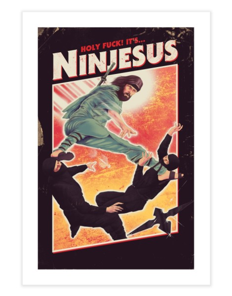 Ninjesus Hero Shot
