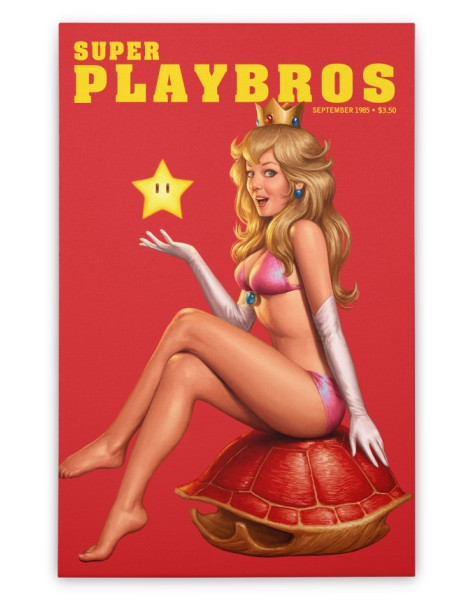 Super Playbros Hero Shot