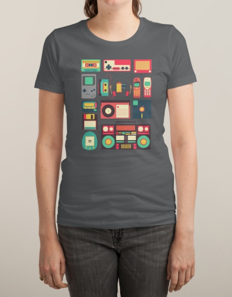 Sell Your Own Design T Shirts | Cool Womens T Shirt Designs On Threadless