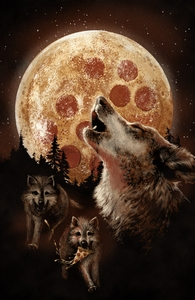 Howlin' For a Slice Hero Shot