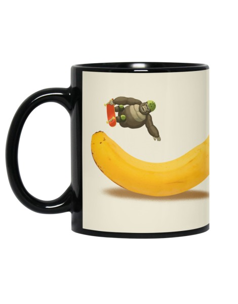 Banana Vert Ramps Hero Shot