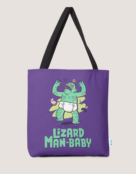 Lizard Man-Baby Hero Shot